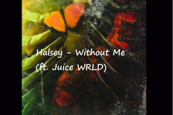 halsey-without-me