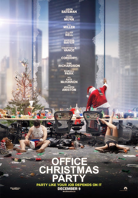 Office Christmas Party (2016) Movie Film - Sinopsis