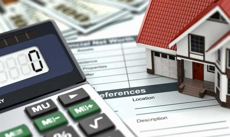 Онлайн займ под залог недвижимости
