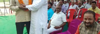 BJP Organized Farmers Mega Seminar