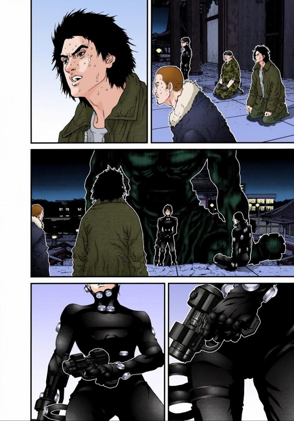 Gantz Chap 65: Lòng trắc ẩn trang 8