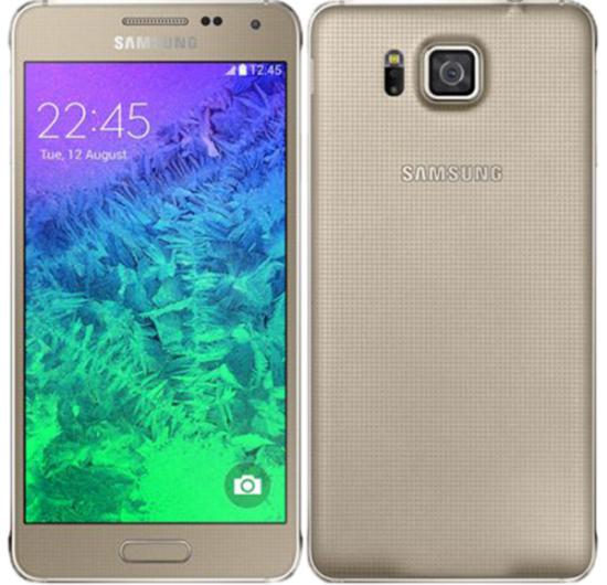 Samsung Galaxy Alpha SM-G850M
