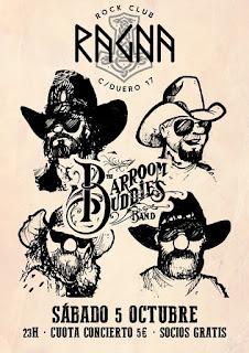 Barroom Buddies
