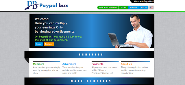 Paypalbux.com scameed many users it's a big scam