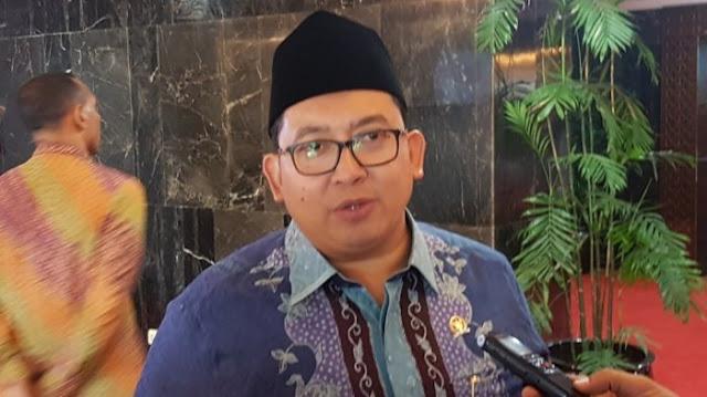 Charta Politika Menangkan Jokowi dan PDIP, Fadli Zon: Mereka Dibayar