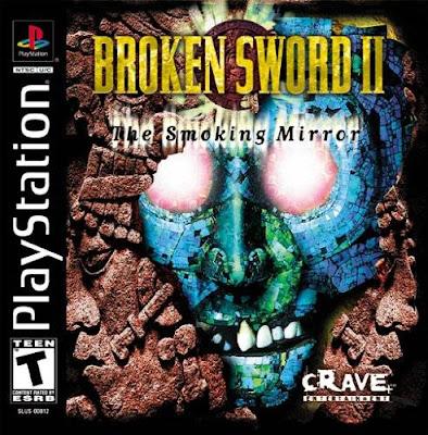 descargar broken sword 2 the smoking mirror psx mega