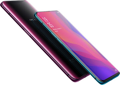 OPPO Find X & OPPO Find X Lamborghini Limited Edition launched