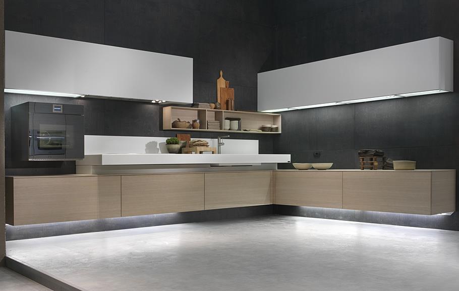 Mundo kitchen los muebles bajos suspendidos for Cucine sospese