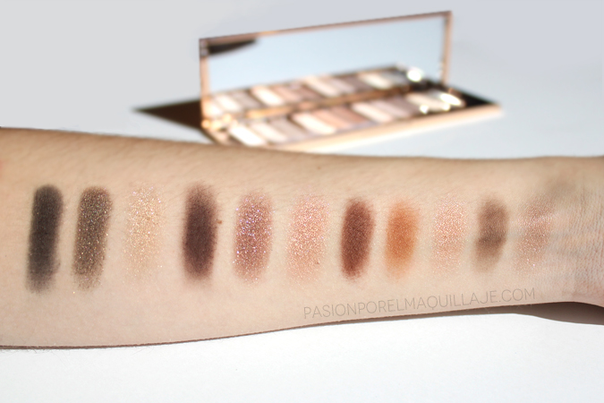 Swatches Instant Eye Palette Charlotte Tilbury