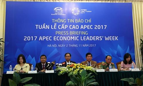Đề xuất hai mẫu trang phục cho lãnh đạo APEC 2017