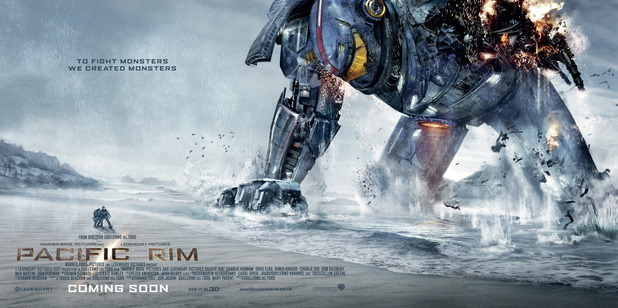 Pacific Rim (2013) Directed by Guillermo del Toro