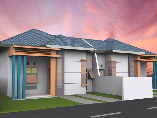 Rumah Minimalis Type 21 ~ Gambar Rumah Idaman