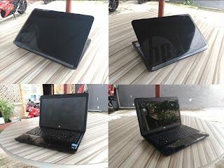 laptop bekas hp 1000 core i3