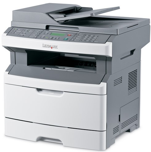 Download Driver Scanner Lexmark X264dn
