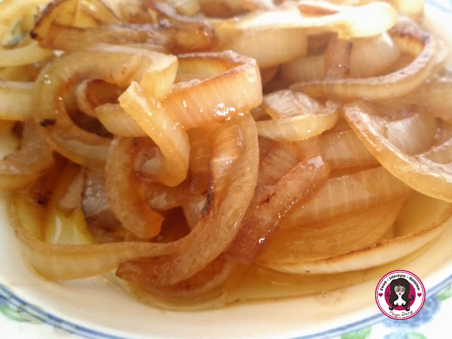 Nice Browned Onions