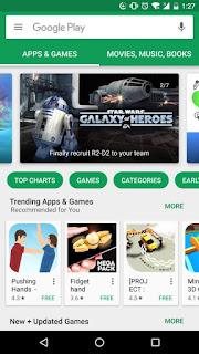 Google Play Store screenshot 0