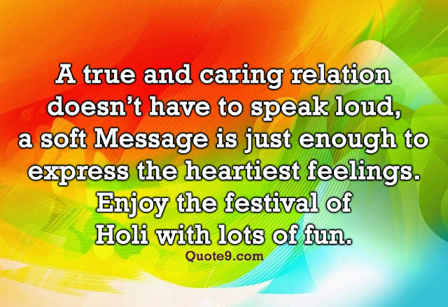 Holi Festival Images and Quotes