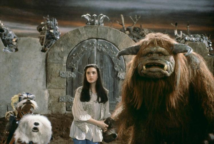 A Vintage Nerd, Pop Culture, Labyrinth, 1980s Films