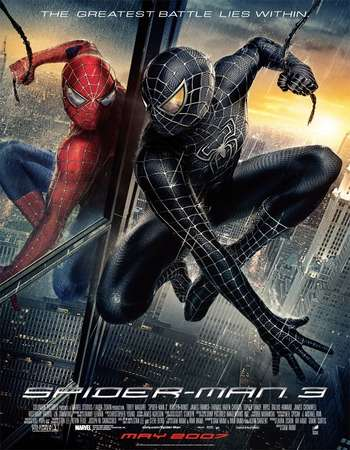 Spider-Man 3 2007 Hindi Dual Audio BluRay Full Movie Download