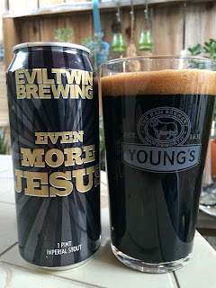 Evil Twin Even More Jesus Imperial Stout 1