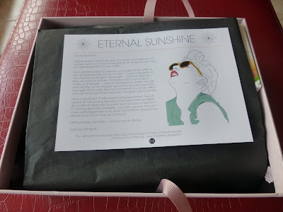 GLOSSYBOX Eternal Sunshine