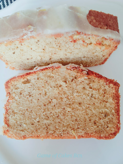 Bizcocho de te earl grey loaf cake