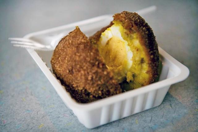 Misser: te weinig eierballen op Eierbalfestival