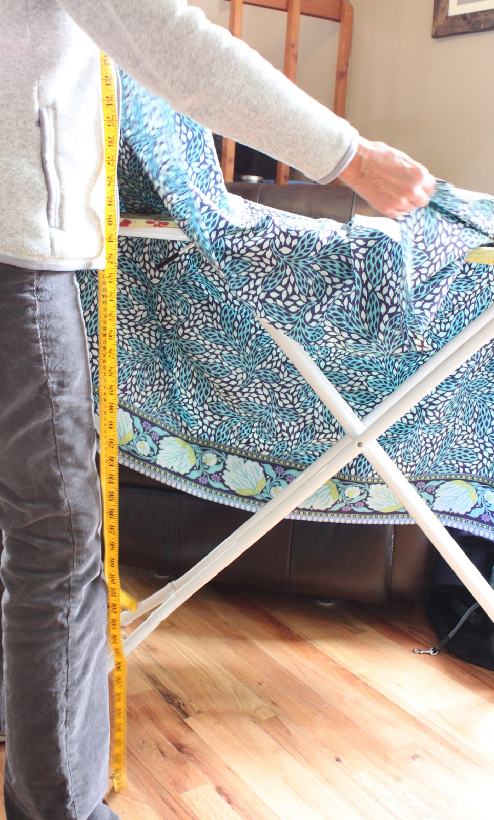 our homegrown spud: DIY fitted crib sheets