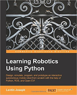 Learning Robotics using Python PDF free download