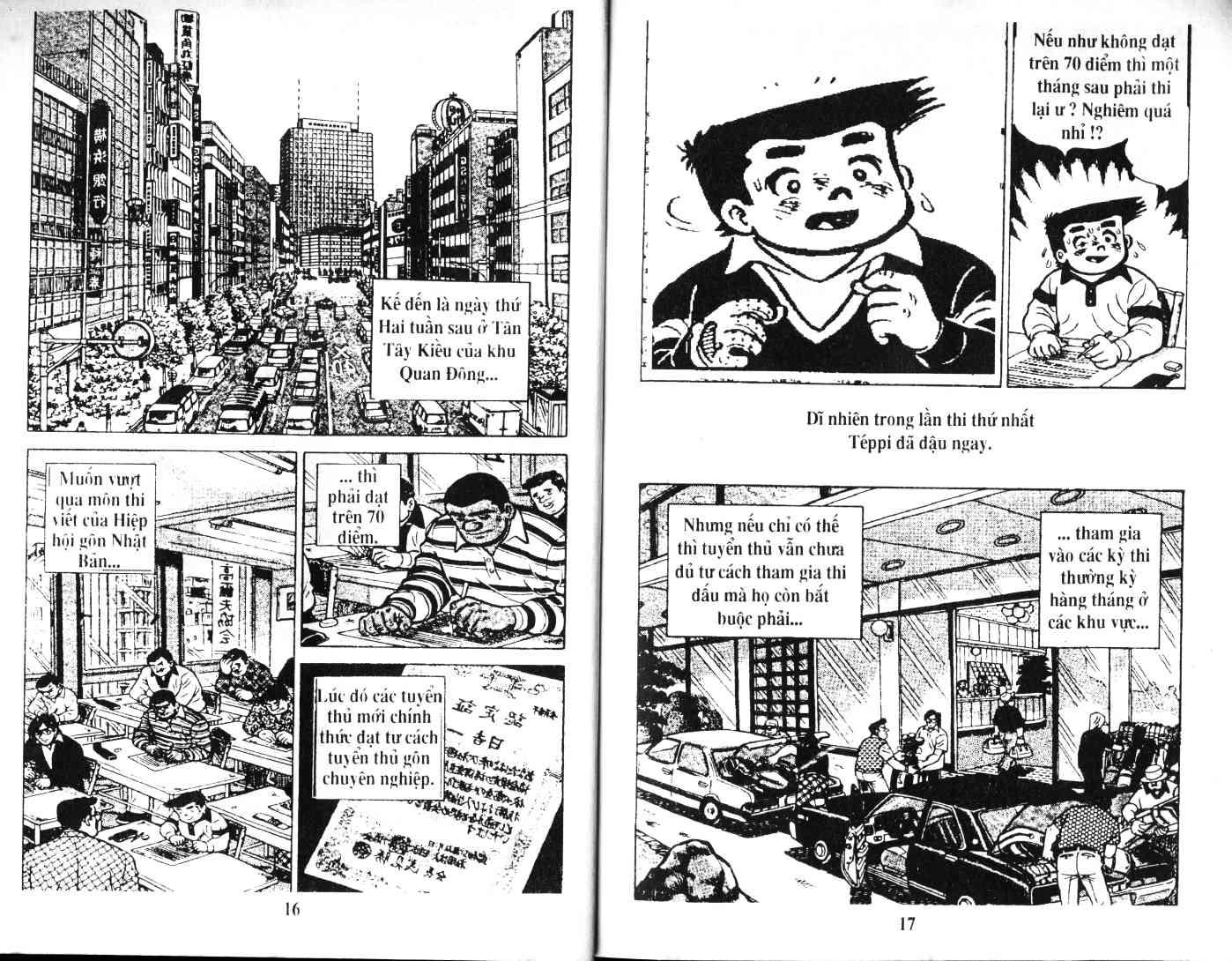 Ashita Tenki ni Naare chapter 35 trang 7