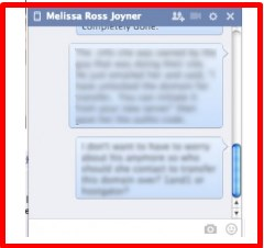 how to send private message on facebook page
