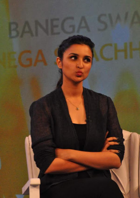 Parineeti Chopra Photos at NDTV Cleanathon Event