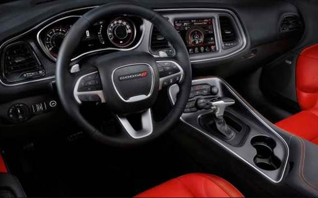 2017 Dodge Barracuda Specs