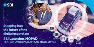 MOPAD - A Unified Payment Terminal POS Device Launched By SBI