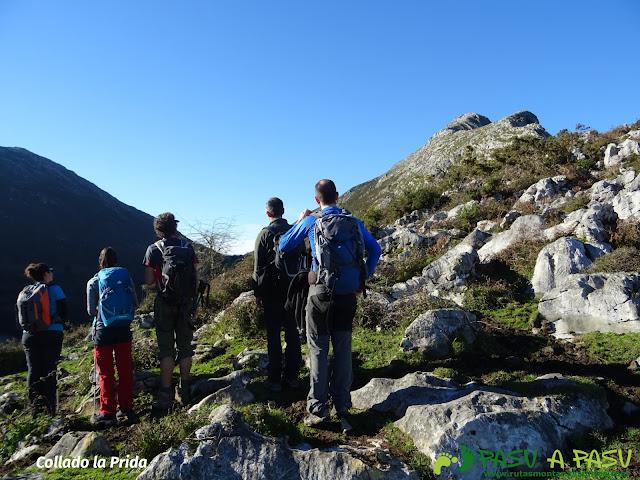 Ruta al Cerro Llabres: Desde el Collado la Prida, por la Senda de la Casa del Cura