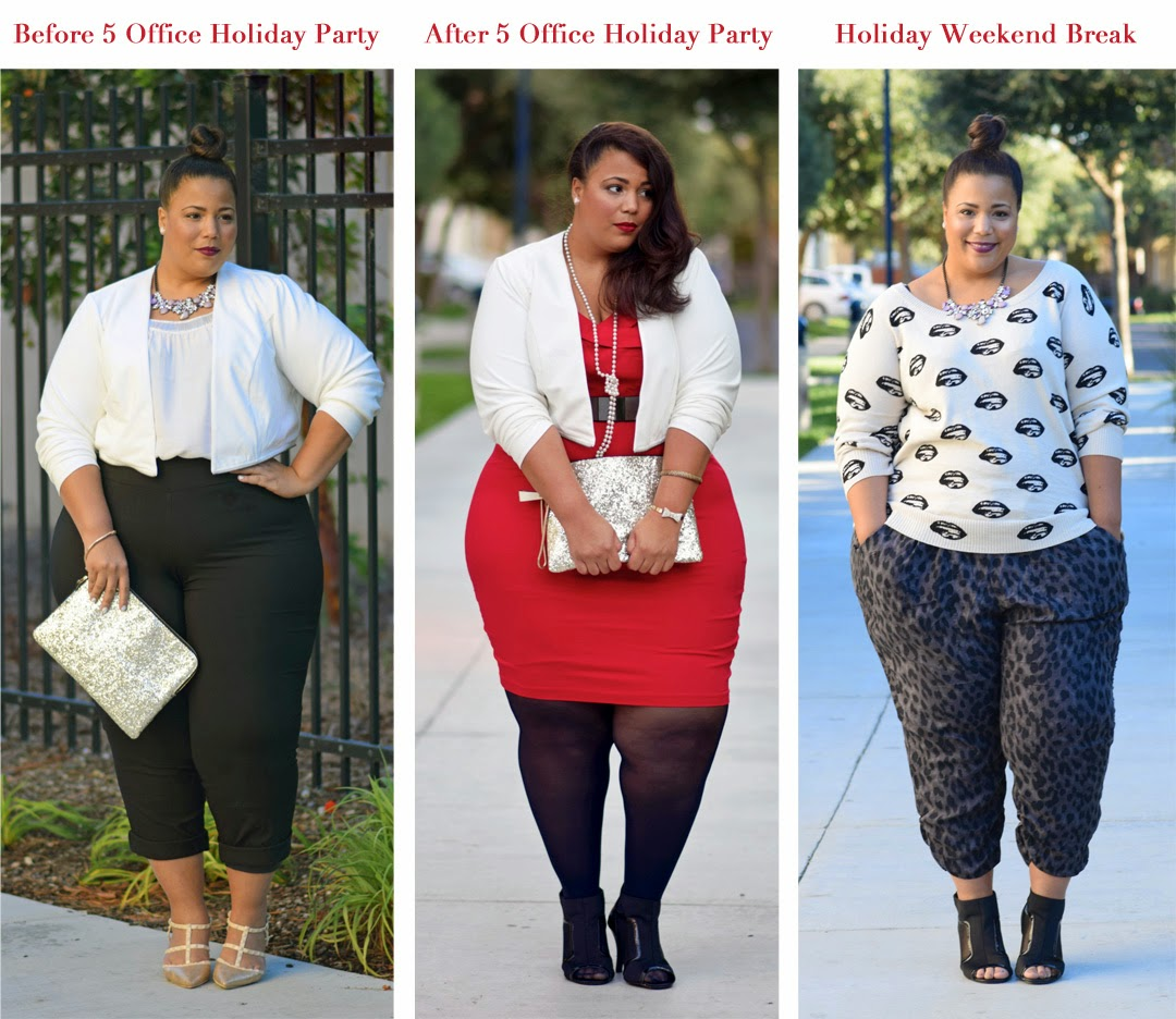 Plus Size Holiday Dress, Torrid Holiday