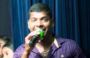 Engeyo Partha Mayakam – Paadalodu – Karaoke – Swiss Ragam