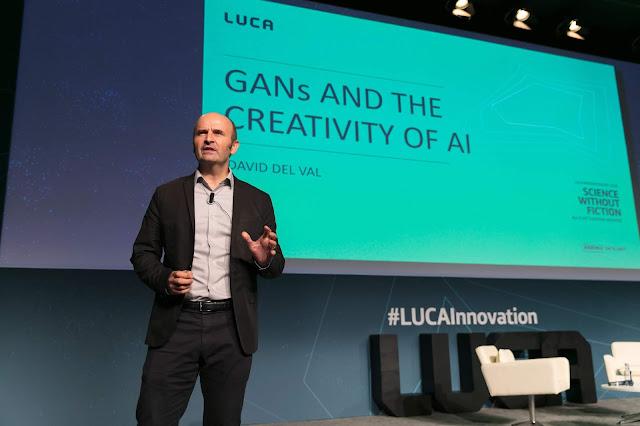 Lo más destacado del LUCA Innovation Day 2018 (IV): Cuando la IA se vuelve creativa