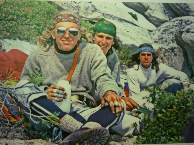 Afashionada Daily Inspiration Stonemasters - California Rock Climbers In Seventies