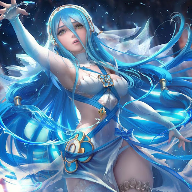 Azura - Fire Emblem Wallpaper Engine