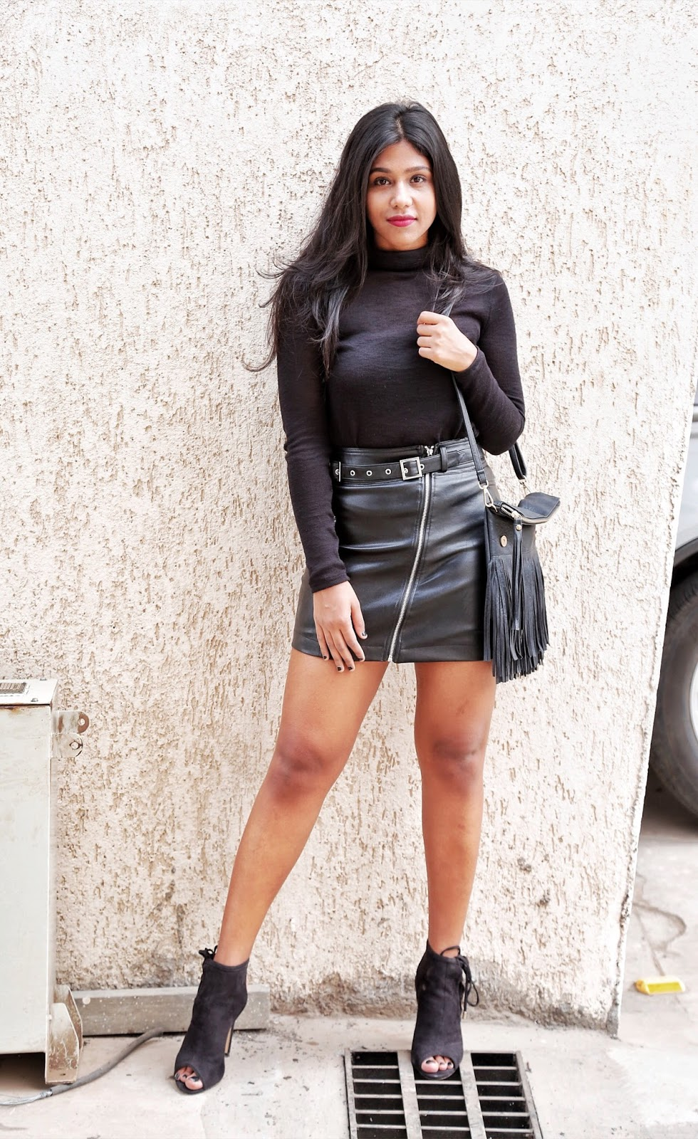 To acquire How to leather wear skirt pictures trends