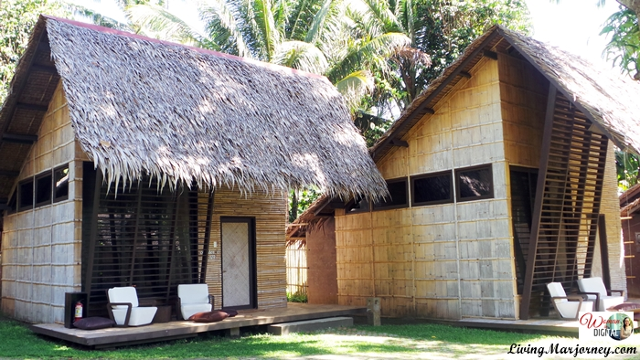 BBC Nipa Hut Accommodation