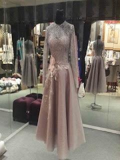 model baju gaun pesta ivan gunawan