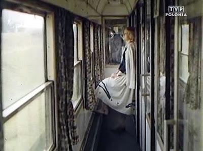 Kolejowy kadr z filmu