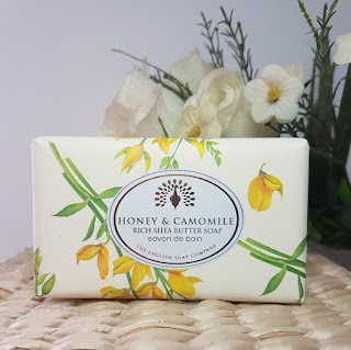 The English Soap Company Honey & Camomile