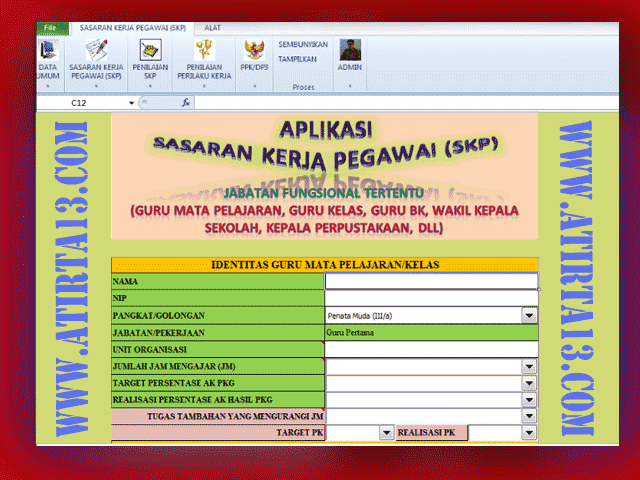 Aplikasi PKG Guru Kelas/Mapel Plus Apliaksi SKP Jabtan Fungsional Tertentu