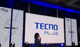 Tecno Mobile launches first full-screen display smartphone
