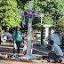 Dia de finados movimentou cemitério municipal de Nova Londrina
