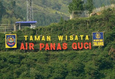 Harga Tiket Masuk Pemandian Air Panas Guci Terbaru 2017