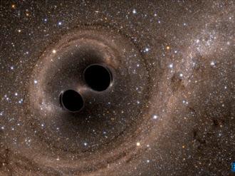 Así nacieron los dos agujeros negros gemelos tras las ondas gravitacionales